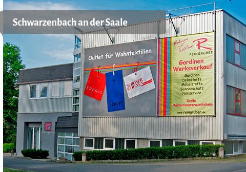 Ladenlokal Schwarzenbach an der Saale
