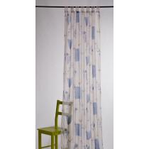 Schlaufenschal TOSCANA-blau